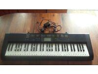 Casio ctk-1100 electric keyboard