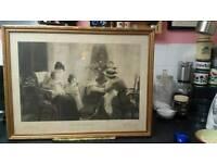 1916 Pears Annual original ( Bid For Friendship)
