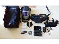 Speedglas 9100 air and adflo respirator