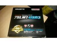Gigabyte 78LMT-USB3 AMD Socket AM3+ Motherboard