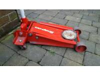 Snap on Trolley Jack