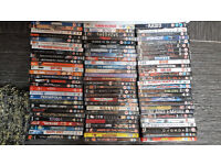 DVD Collection - 100+ DVD's mixed genres, bulk sale!