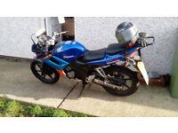 2006 Honda CBR 125 spares or easy repair