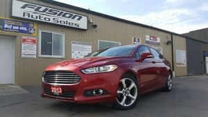2013 Ford Fusion NAVIGATION-BACKUP CAMERA-SPORT PKG