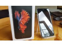 Apple Iphone 6S 16GB SPACE GRAY with cable, charger and box, UNLOCKED
