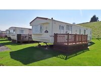 2001 Willerby Lindhurst 37 x 12 Holiday Home sited at Blackadder Holiday Park Greenlaw