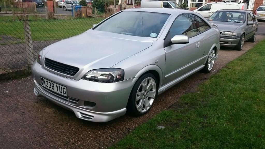 2000 Vauxhall Astra 18 Bertone Coupe Irmscher In Tamworth