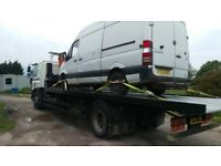 Breakdown Heavy Recovery HGV Car Van 4x4 Motorbike Motorcycle Trike Quad Truck Accident Lockout Hiab