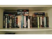 Crime books, set 30 +