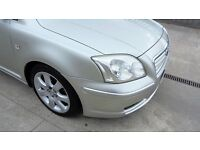 NON TAXI Toyota Avensis D4D with 3 keys, full history, mot, family used saloon, hpi clear, clean car