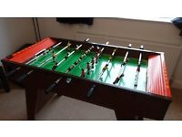 Table football table - great condition originally bought from Harrods
