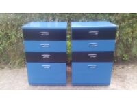 Two Sets of Drawers