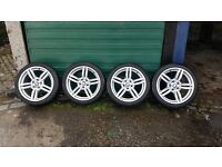 BMW 5 Series F10/F11 19 inch M Sport Wheels and Tyres (Set of four)