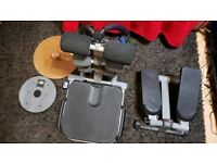 Exercise equipment, inc total core , barely used £10 for the lot bargain