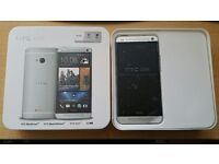HTC One M7, 32GB, Brand New Condition, Boxed, Unlocked
