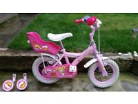 Apollo Cupcake Girls Bike - 12inch Wheel