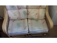Lovely cane furniture set
