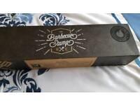 barbeque branding iron