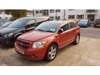 Dodge Caliber for Sale.Engine does not start because of immobiliser issue.full feul tank