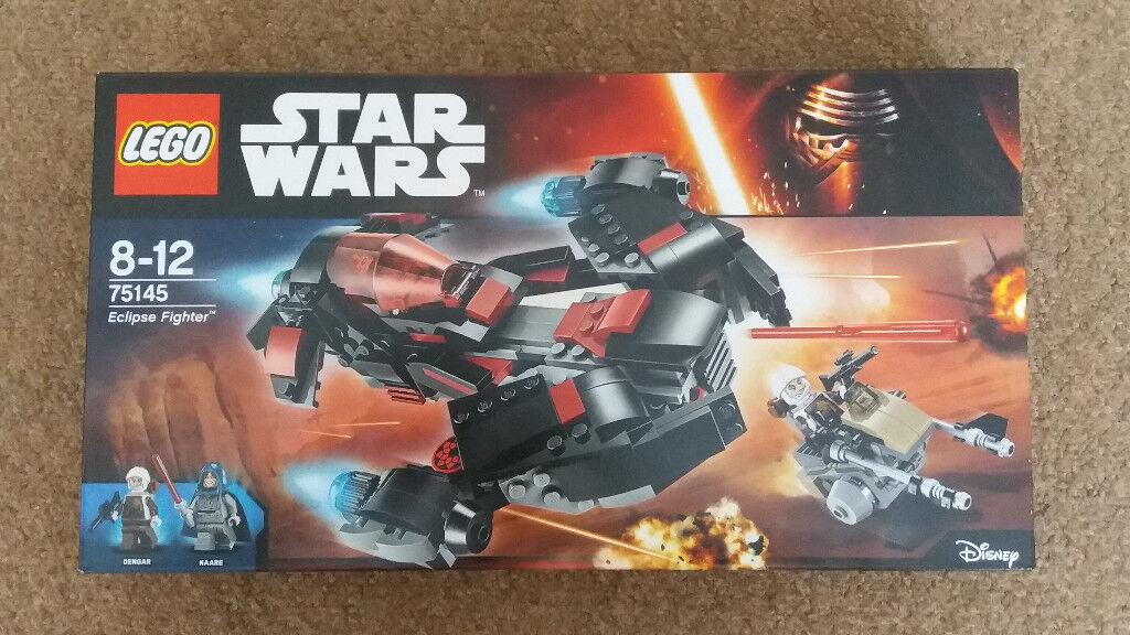 Lego 75145 Star Wars Eclipse Fighter - Brand New