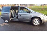 Chrysler Grand Voyager 2006 Auto CRD diesel 12 months mot low mileage