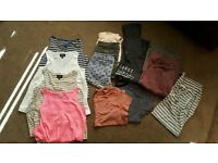 Girls summer bundle clothing