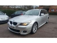 BMW 520D M SPORT Touring AUTO MINT CONDITION SMALL DAMAGED