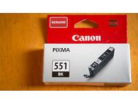 GENUINE Canon printer cartidges for Pixma