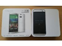 HTC One M8, 16GB, Brand New Condition, Boxed, Unlocked