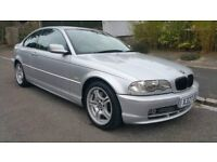 BMW 330CI SE (TIP)AUTO, 2000 X REG ONLY 99000MLS WITH HISTORY! SUPERB CONDITION! LONG MOT!