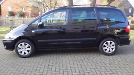 Ford Galaxy Zetec 2003
