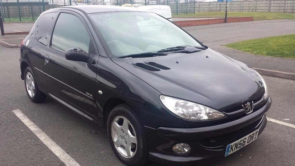 💲 cheap as chips 💲 2006 peugeot 206 1.4 hdi verve 3dr ☆ 3