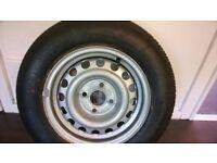 Freedom caravan (BRAND NEW) wheel &tyre