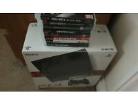 Ps3 With 11 GAMES 2 CONTROLLERS