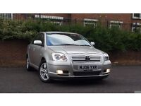 TOYOTA AVENSIS T3 D-4D 2.2 DIESEL MANUAL++F/S/H++3 KEYS++1 OWNER++STUNNING CONDITION++LONG MOT