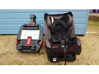 Hauck Varioguard car seat group 0+/1 extended rearfacing in good condition