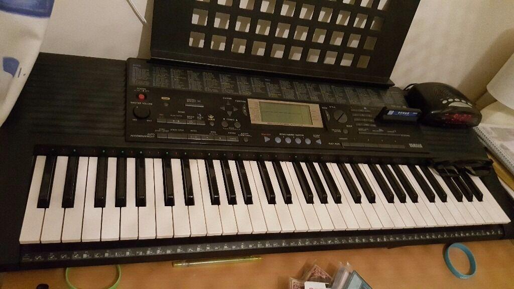 Yamaha psr 420 keyboard in bradford west yorkshire for Yamaha psr 410 keyboard