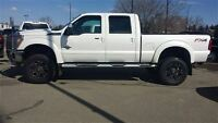 2012 Ford F-350 Lariat LIFTED