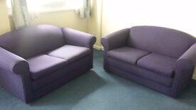 2 Seater Sofas (x2)
