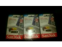 ****SanDisk 128 GB ULTRA FLAIR****LOADS IN STOCK