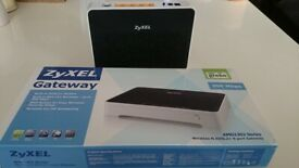 Zyxel Gateway router 1302 series