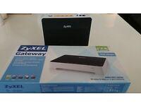 Zyxel Gateway router 1302 series