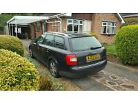 Audi a4 avant (spares or repairs needs love)