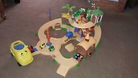 Jungle Junction Play Set