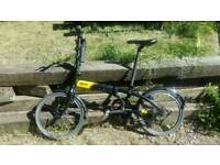 Tern folding bike