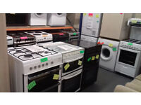 RECONDITIONED Gas Cookers....... WITH WARRANTY...From £139... Local Delivery.....