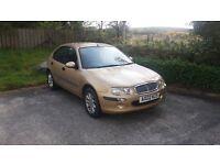 2002 Rover 214.