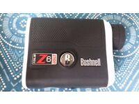 Bushnell Golf Tour Z6 Jolt range finder