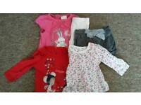 Girls up to 1 month bundle