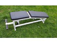 Commercial heavy duty weight Bench.